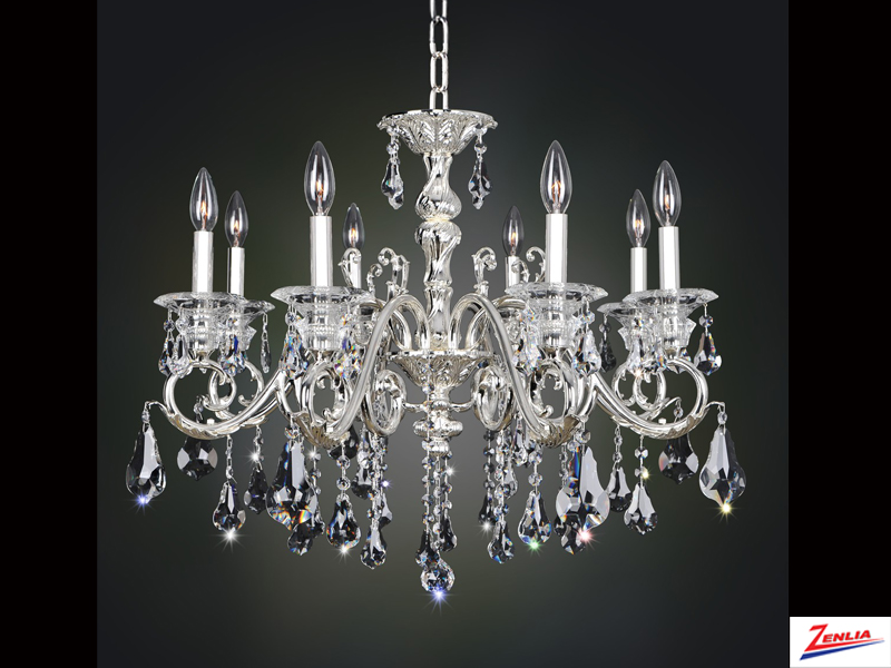 Hayd 8 Light Chandelier 2