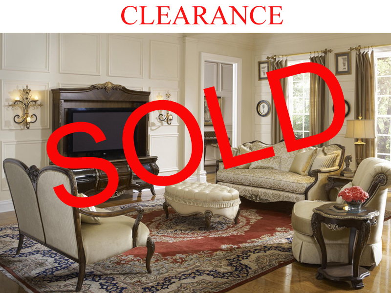 Imperial Sofa Collection On Clearance