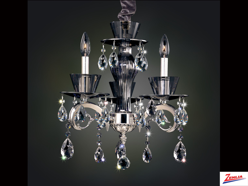Loca 3 Light Chandelier