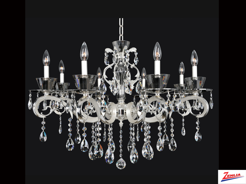 Loca 8 Light Chandelier