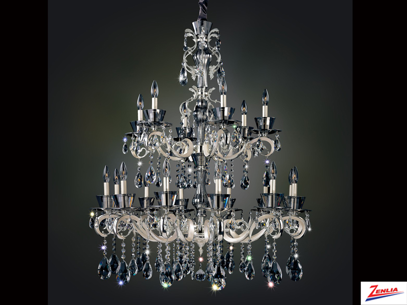 Loca 18 Light Chandelier