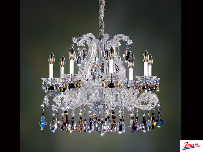 Lorra 8 Light Chandelier