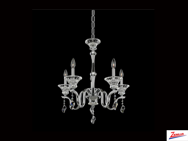 Lus 5 Light Chandelier