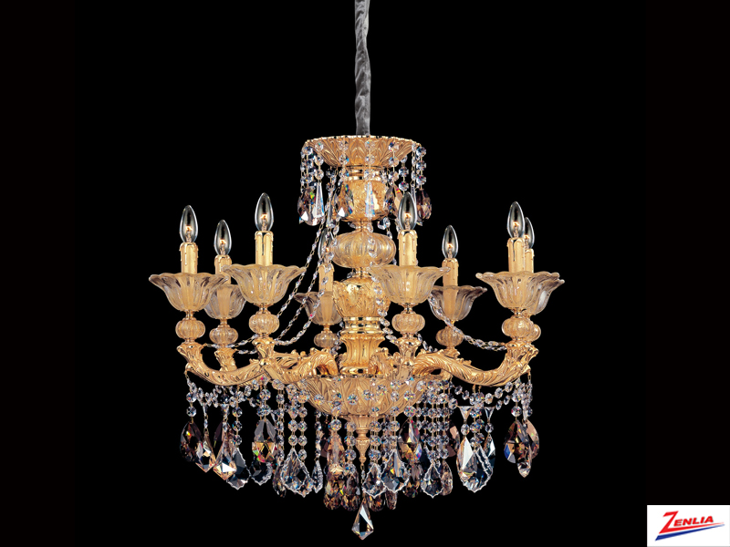 Mendel 8 Light Chandelier