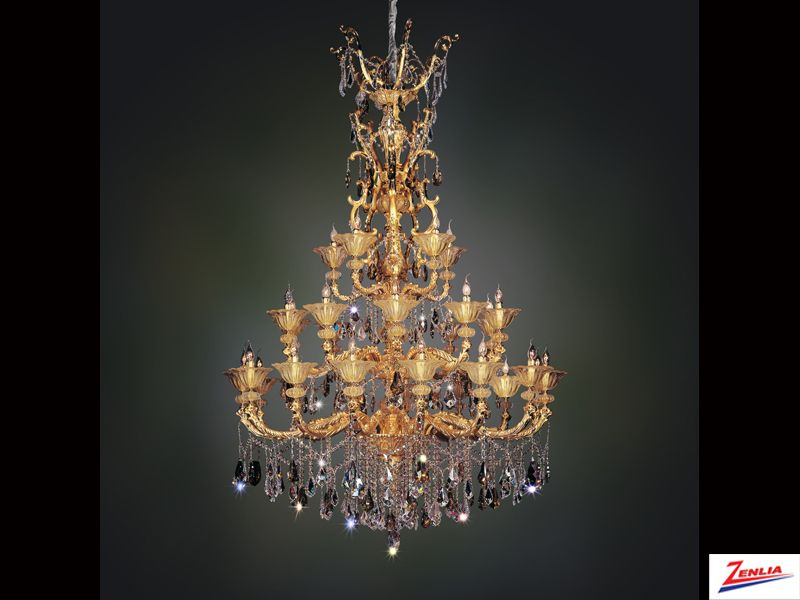 Mendel 30 Light Chandelier