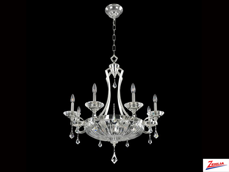 Orecc 36 In. Round Chandelier 18lt
