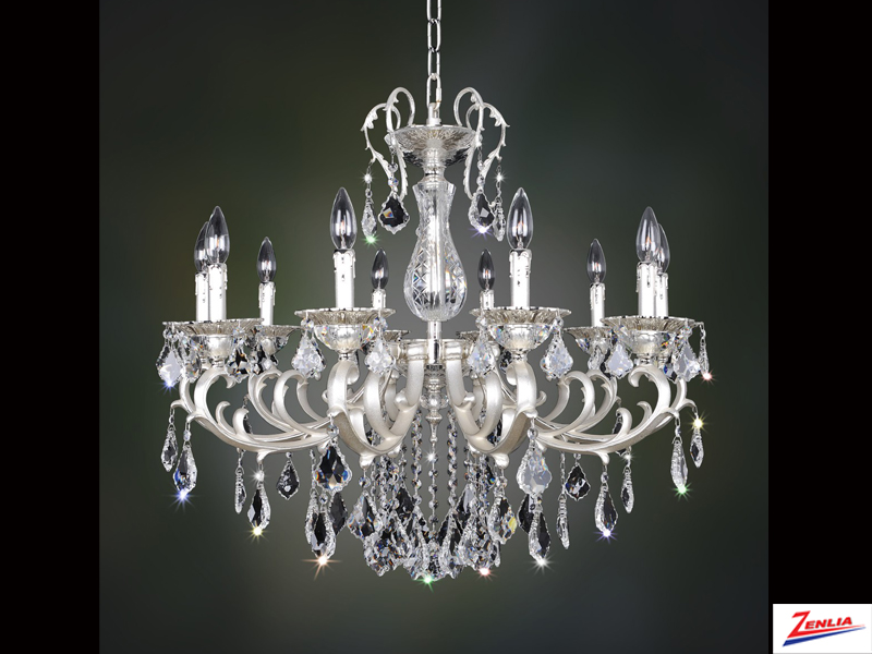 Rafa 10 Light Chandelier