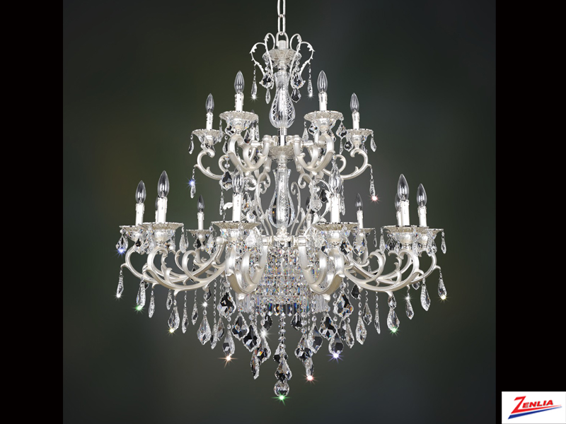 Rafa 21 Light Chandelier