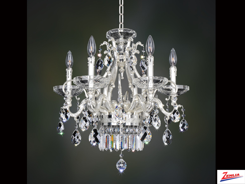 Ross 6 Light Chandelier