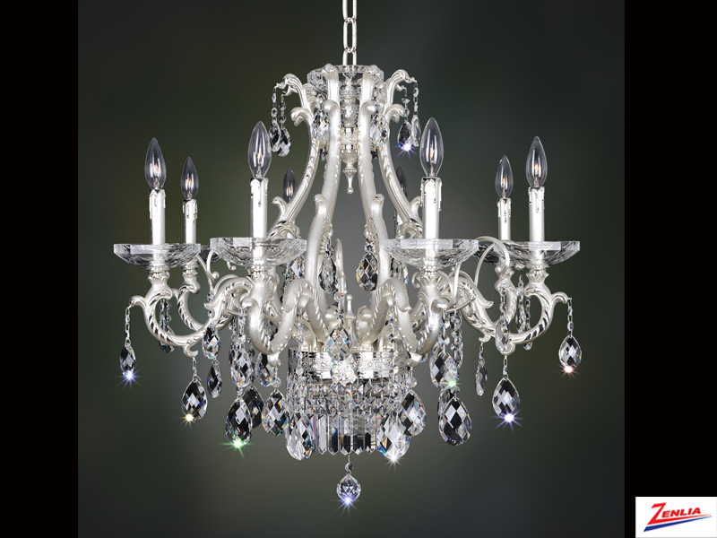 Ross 10 Light Chandelier