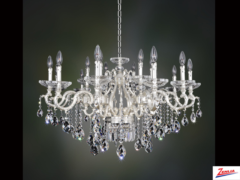 Ross 20 Light Chandelier