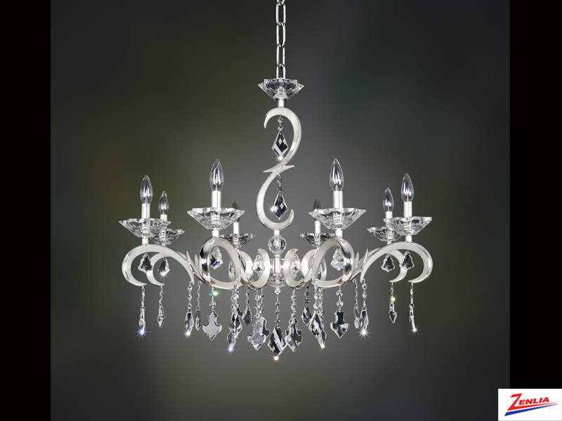 Scarla 8 Light Chandelier
