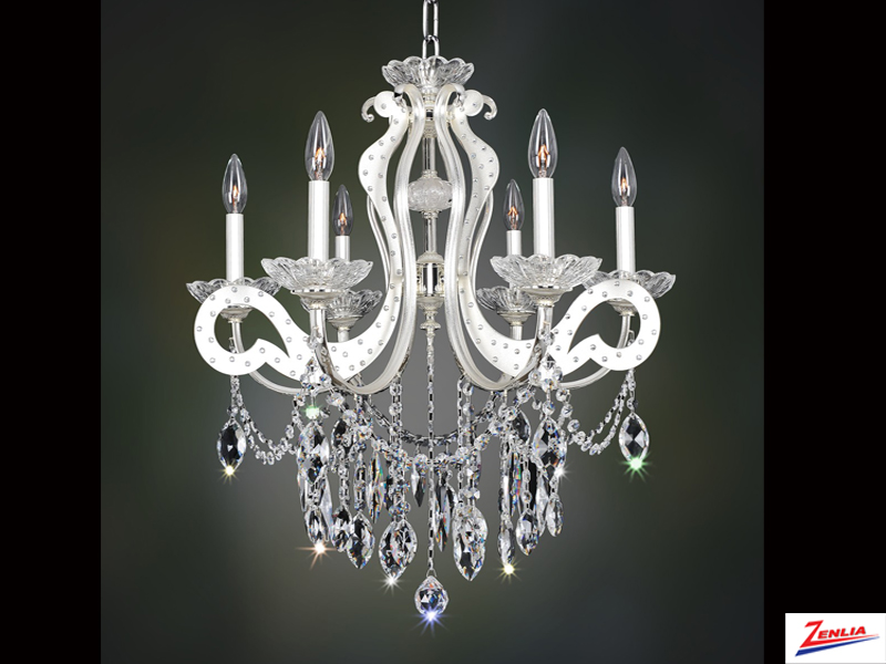 Titan 6 Light Chandelier
