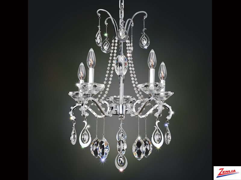 Torre 5 Light Chandelier
