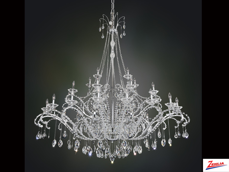 Torre 35 Light Chandelier