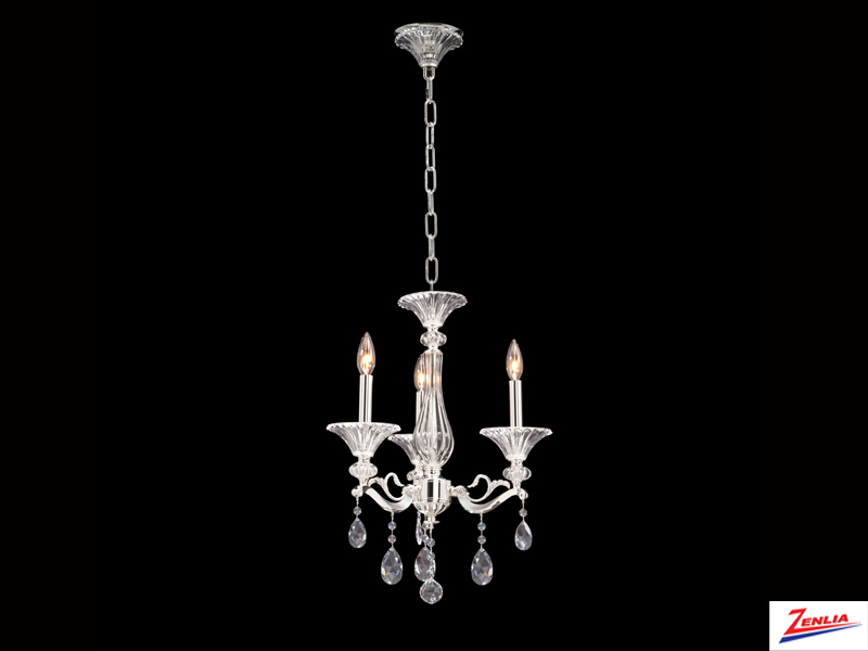 Vasa 3 Light Chandelier