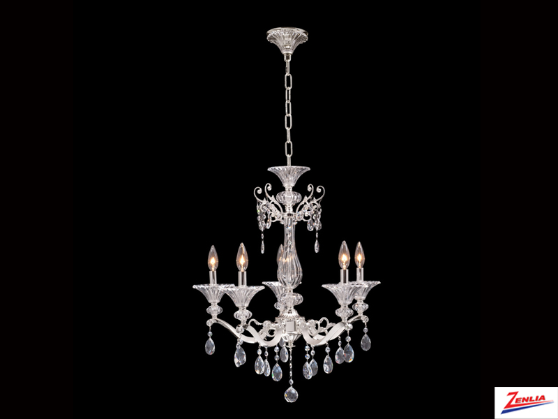 Vasa 5 Light Chandelier
