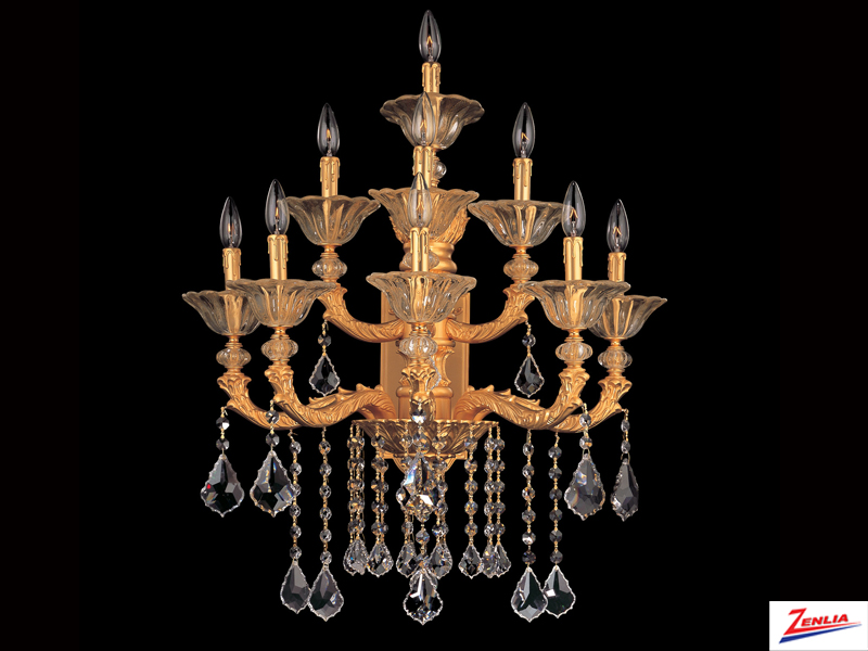Mendel 9 Light Chandelier