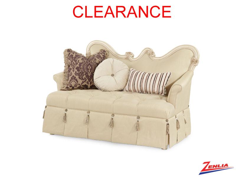 Lav living room set on clearance classic sofa for Clearance living room sets