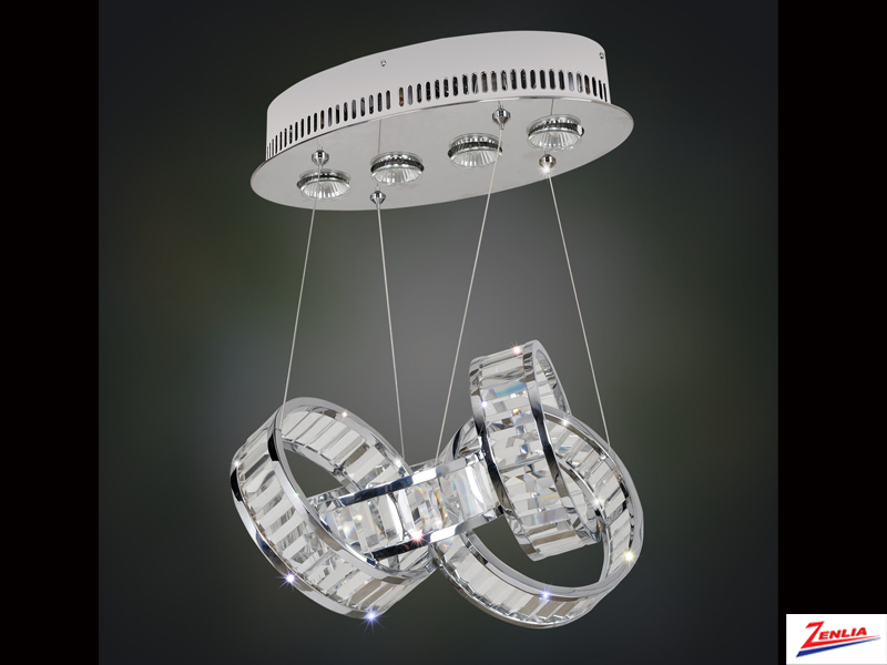 Anasta 4 Light Pendant