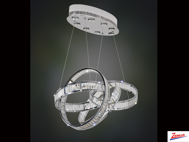 Anasta 8 Light Pendant