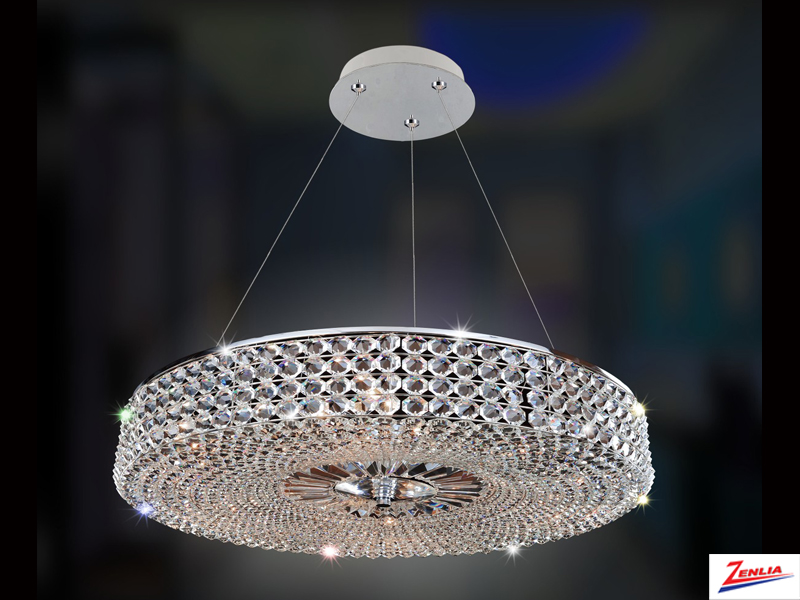 Arch 32 In. Round Pendant