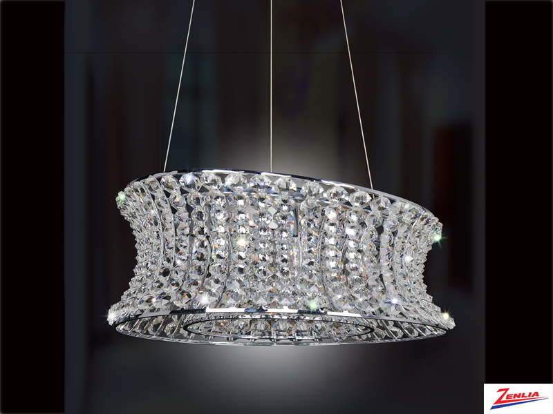 Corse 18 In. X 36 In. Oval Pendant