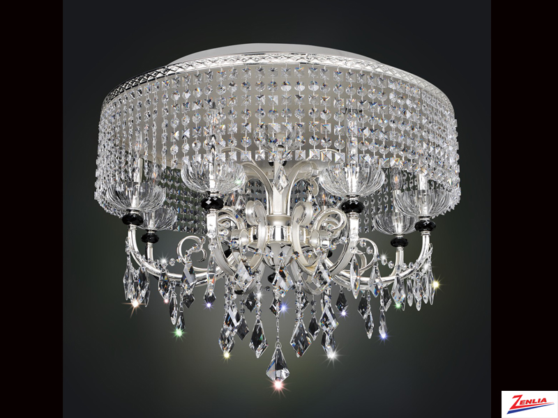 Gabri 12 Light Flush Mount
