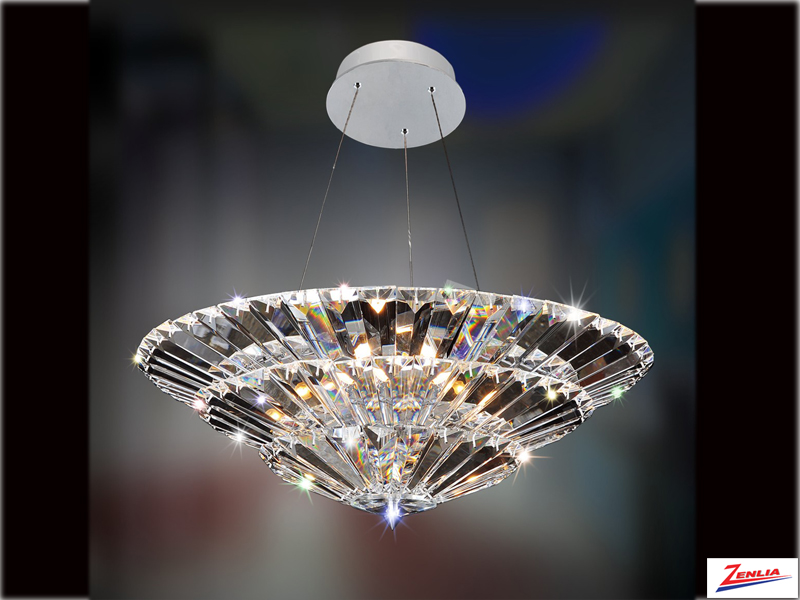 Aulet 24 In. Convertible Pendant / Semi-flush