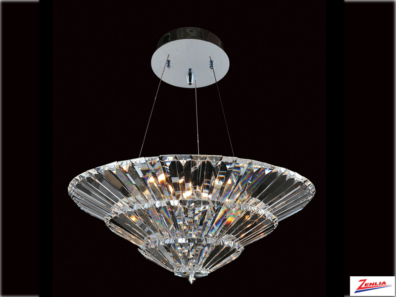 Aulet 30 In. Convertible Pendant / Semi Flush