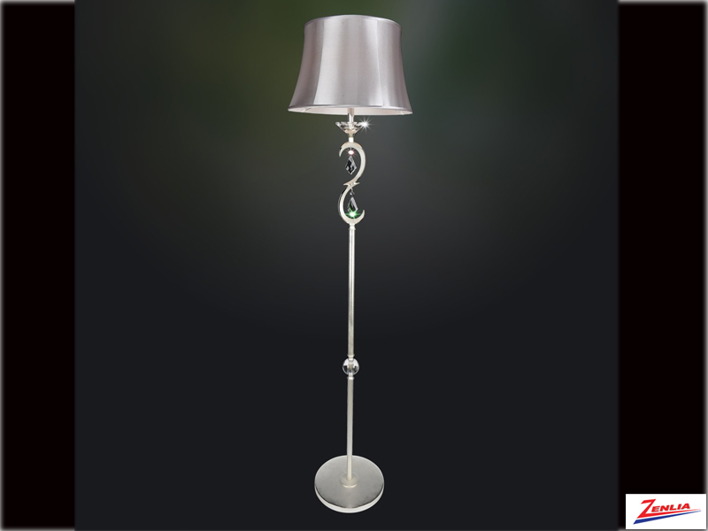 Scarla 1 Light Floor Lamp