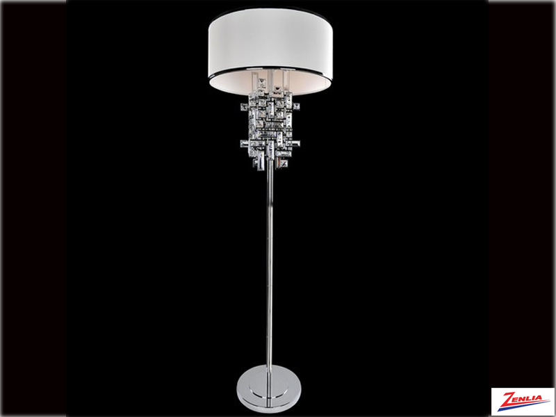 Verm 3 Light Floor Lamp