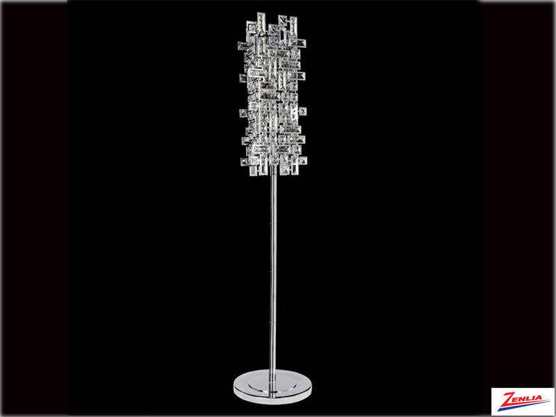 Verm 4 Light Floor Lamp