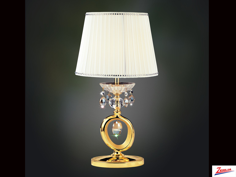 Scarla 1 Light Table Lamp