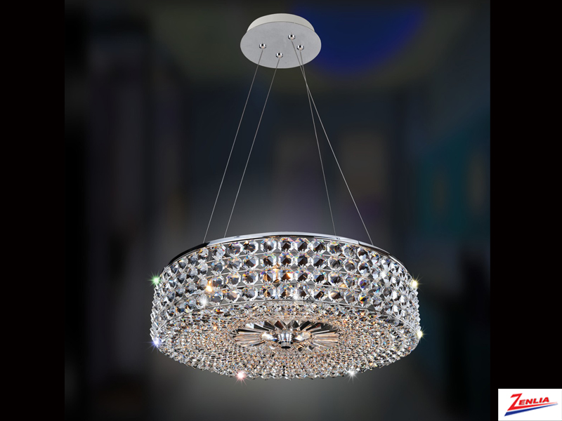 Arch 24 In. Round Pendant