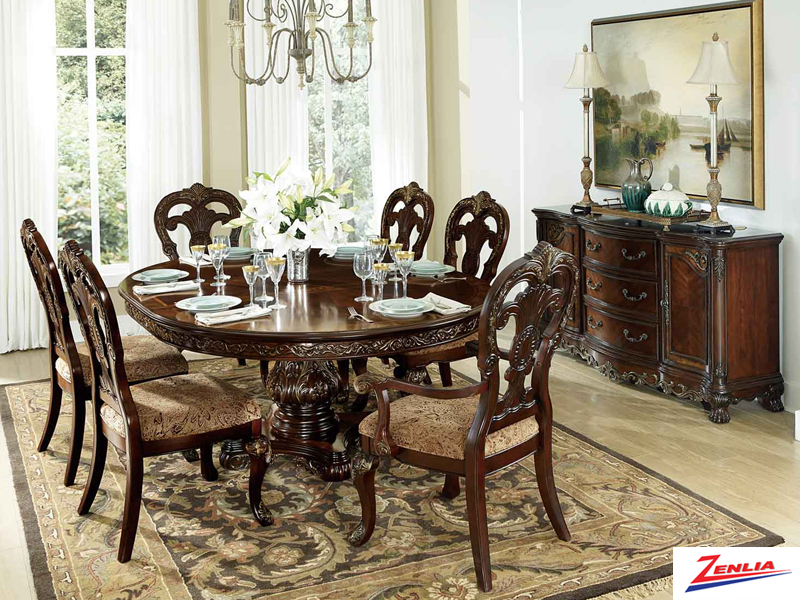 2243 Round Dining Table