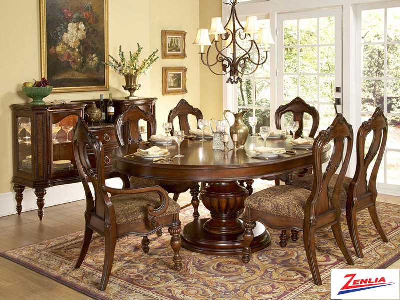1390 Round Dining Table