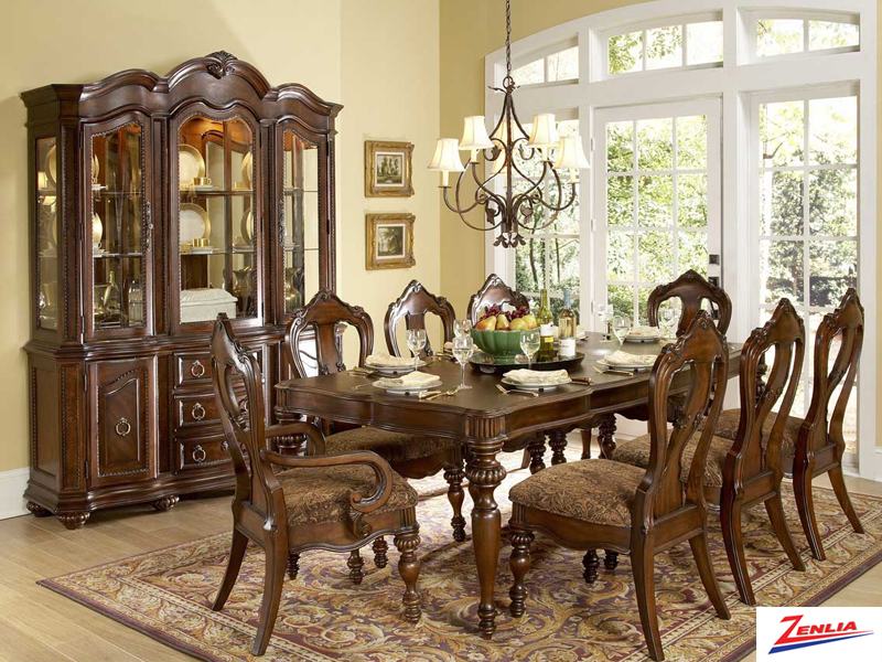1390 Rectangular Dining Table