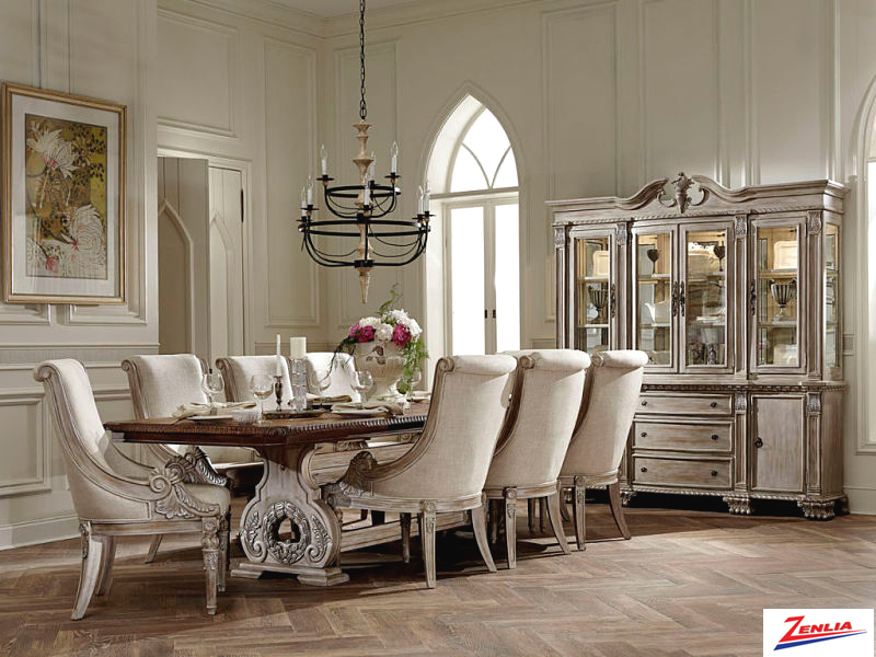 2168 Ww Dining Table