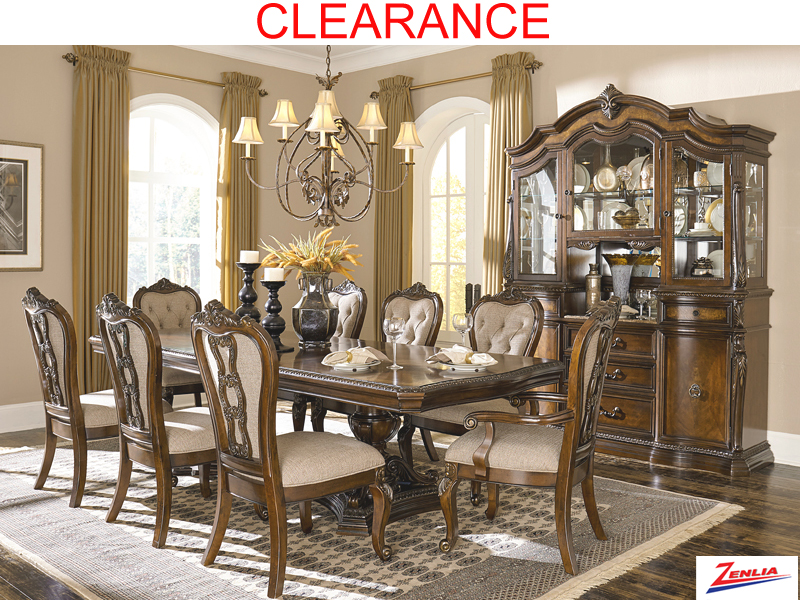 9 Pc. Dining Room Collection On Clearance