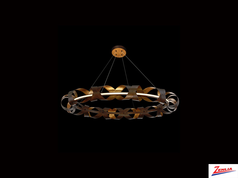 Bander Large Led Chandelier