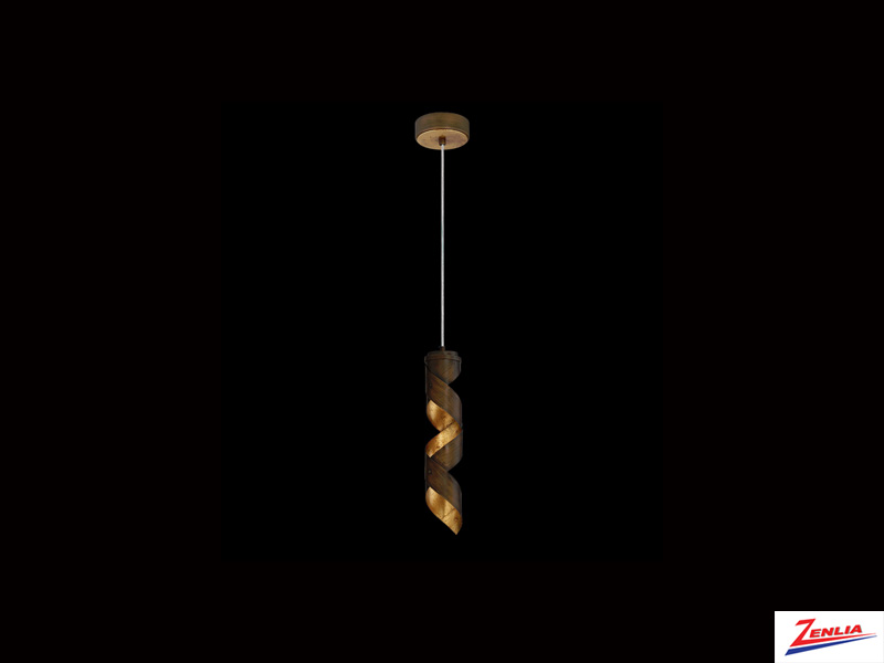 Bander 1 Light Led Pendant