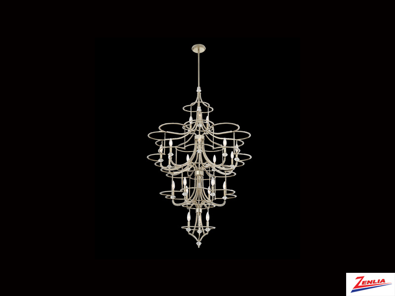 Palmi 21 Light Chandelier