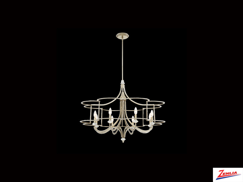 Palmi 8 Light Chandelier