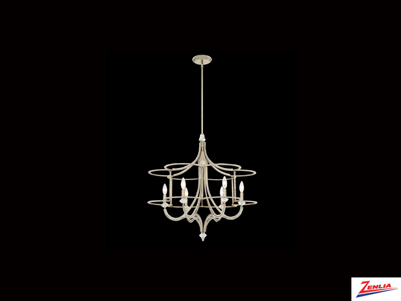 Palmi 6 Light Chandelier
