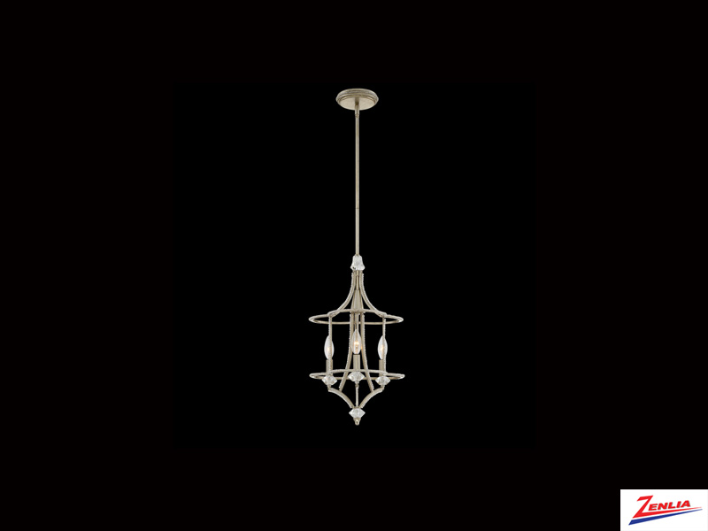 Palmi 3 Light Chandelier
