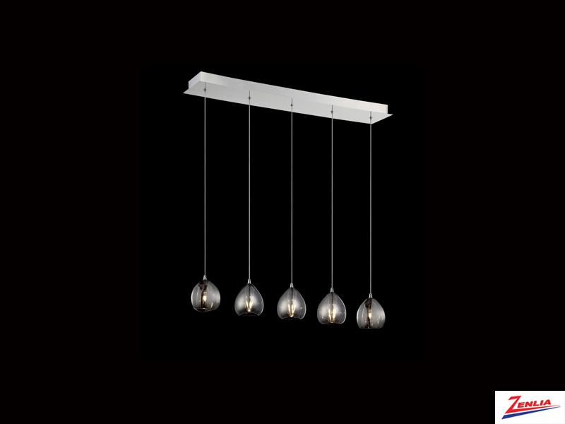 luci-5-light-linear-chandelier-smoke-image