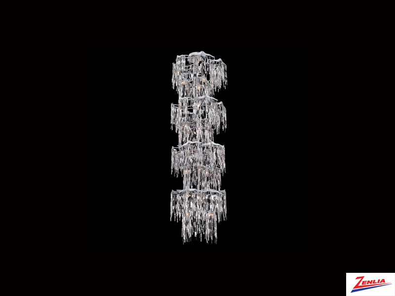 Elfa 24 Light Chandelier
