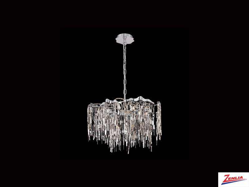 Elfa 9 Light Chandelier 2