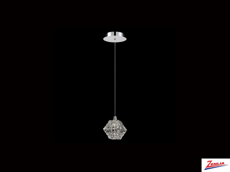 Owe 1 Light Led Pendant